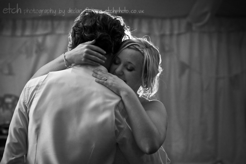 Bristol Wedding Photography - the First dance
