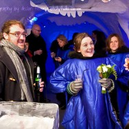 Bath Wedding photography - Celcius Ice bar