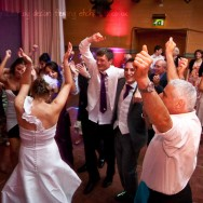 Wedding at Tatton Park - guests dancing - Bristol Wedding Photographer