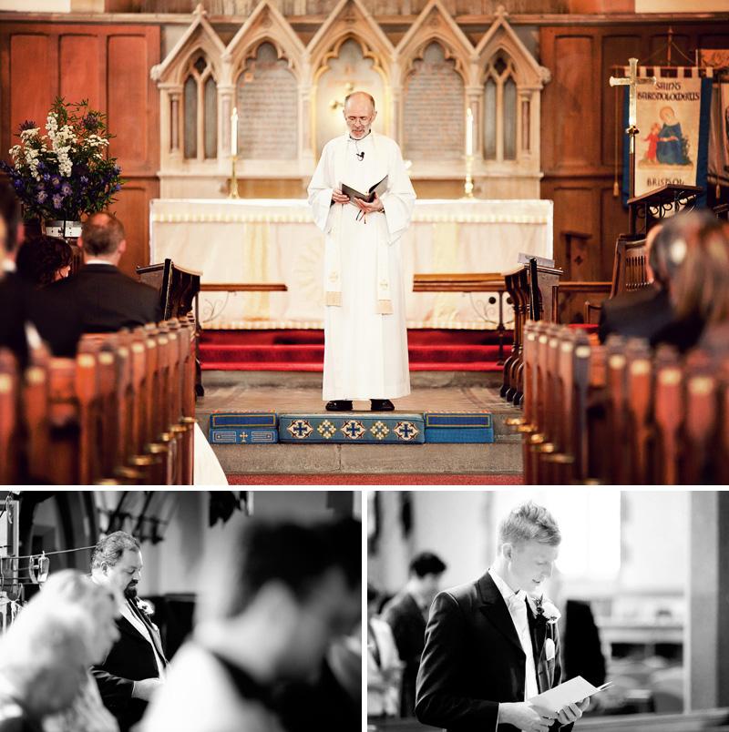 bristol wedding st. bartholemew's