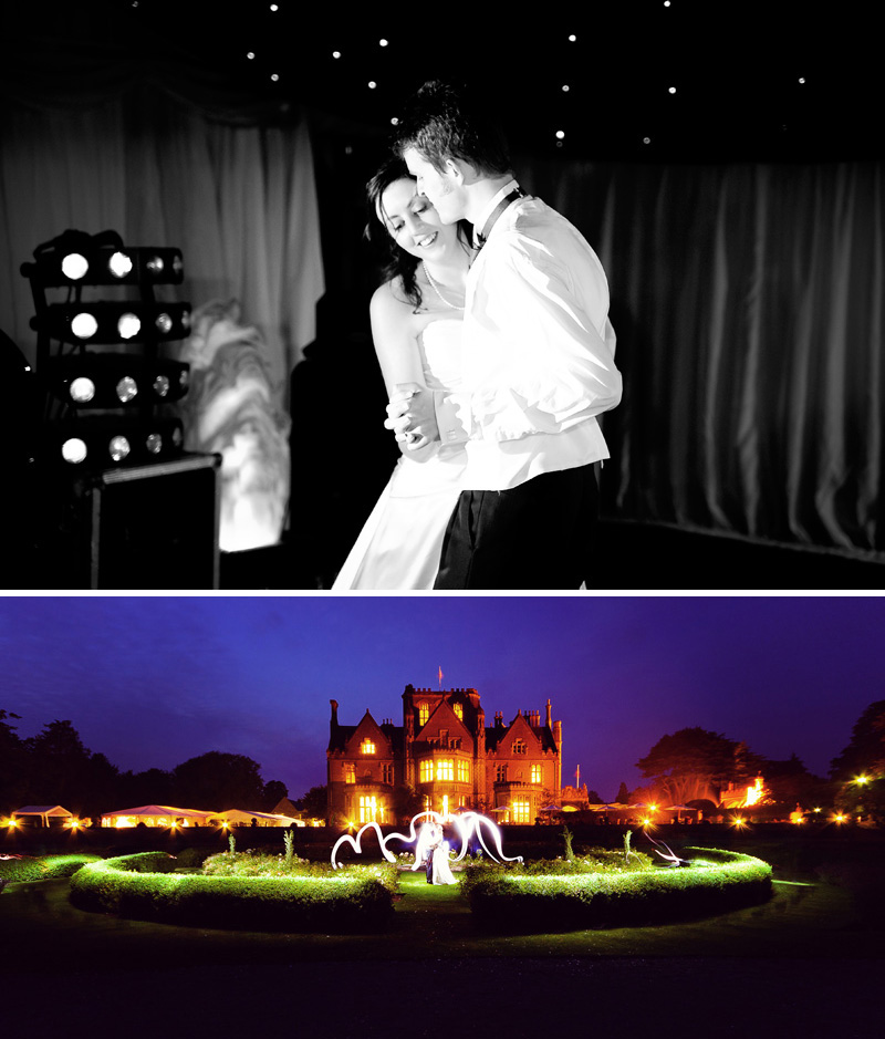 tortworth court wedding photographer first dance